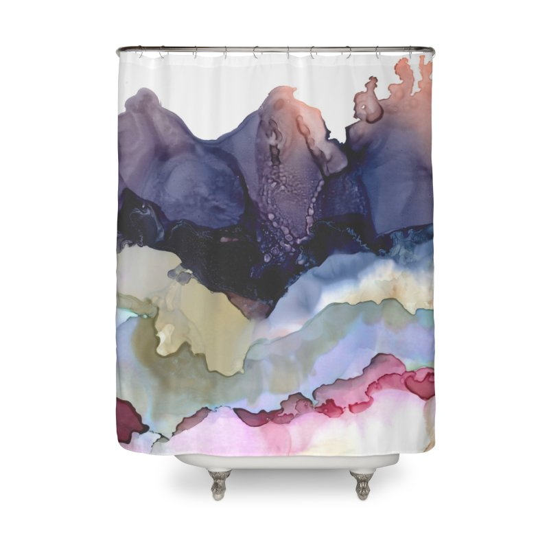Easy Breezy Beautiful Home Shower Curtain by