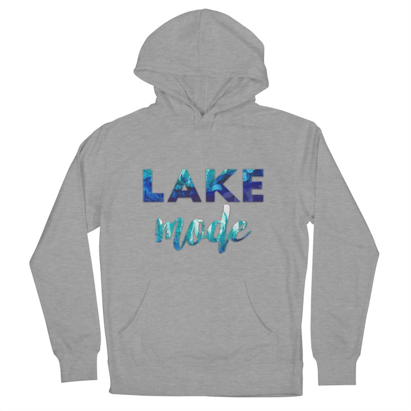 Lake Mode Women's French Terry Pullover Hoody by