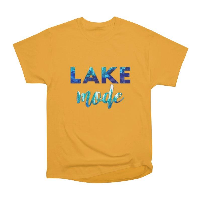 Lake Mode Women's Heavyweight Unisex T-Shirt by