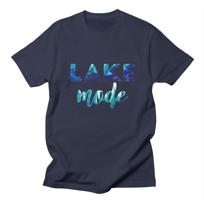 Lake Mode Women's Regular Unisex T-Shirt by