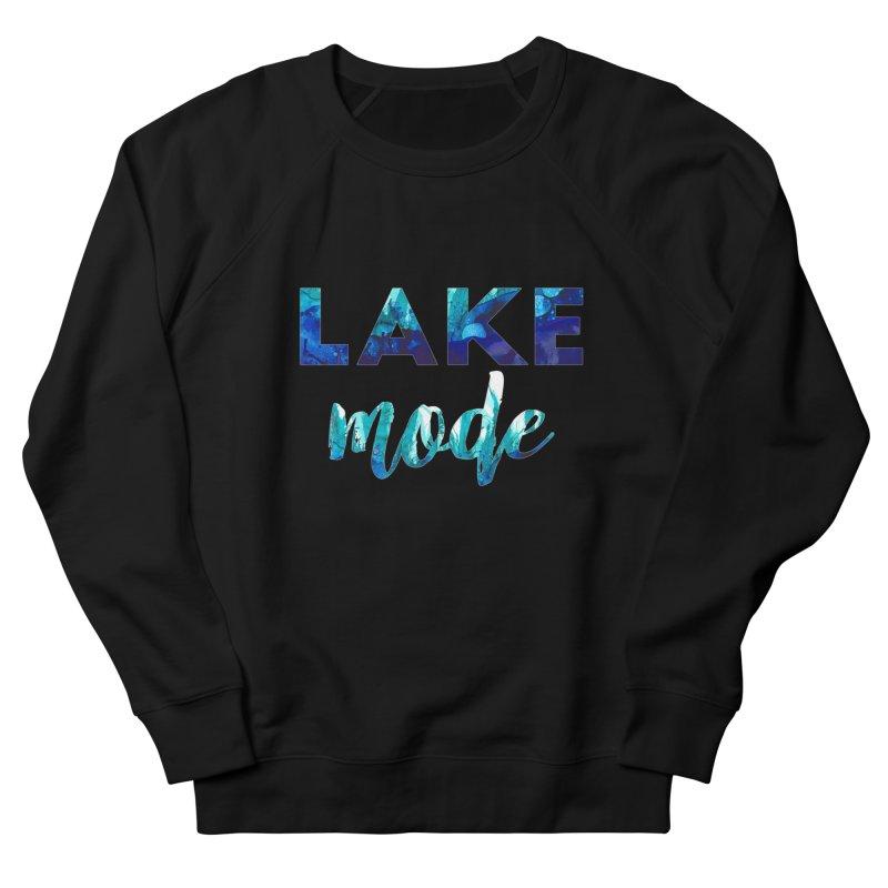 Lake Mode Women's French Terry Sweatshirt by