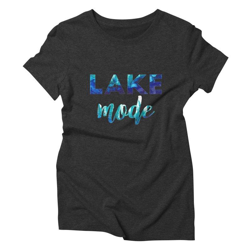 Lake Mode Women's Triblend T-Shirt by