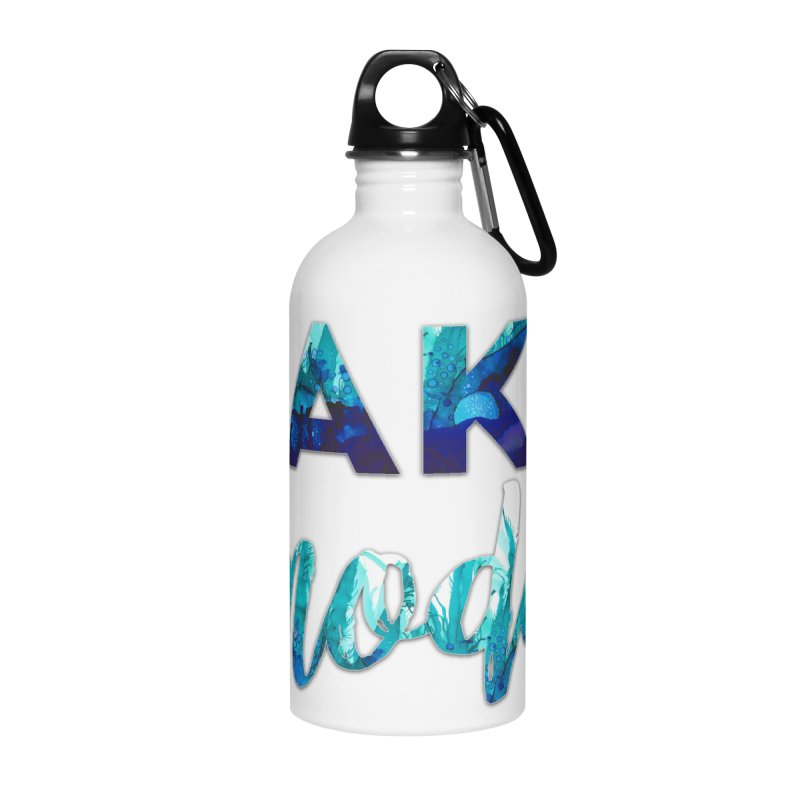 Lake Mode Accessories Water Bottle by