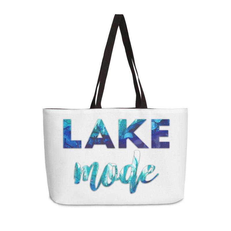 Lake Mode Accessories Weekender Bag Bag by