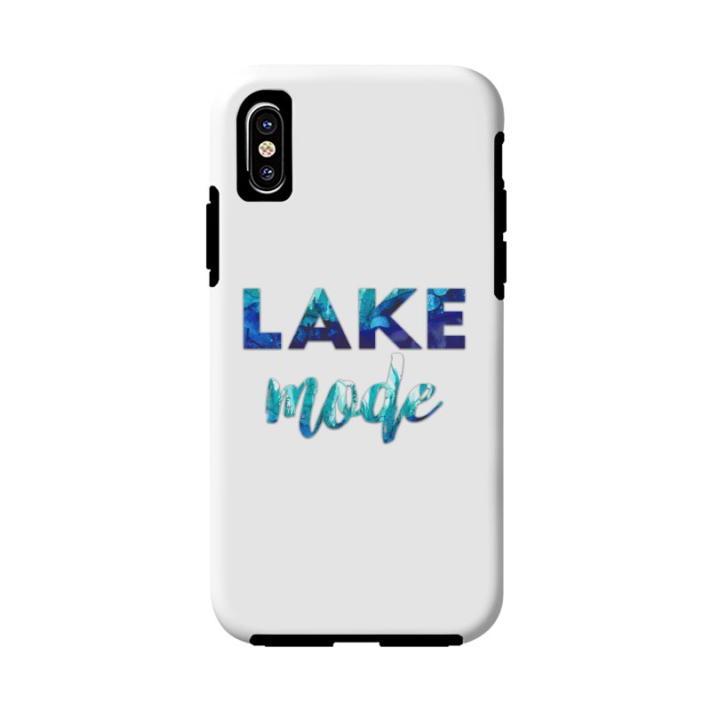 Lake Mode Accessories Phone Case by