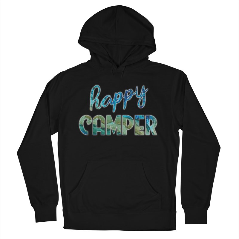 Happy Camper Women's French Terry Pullover Hoody by