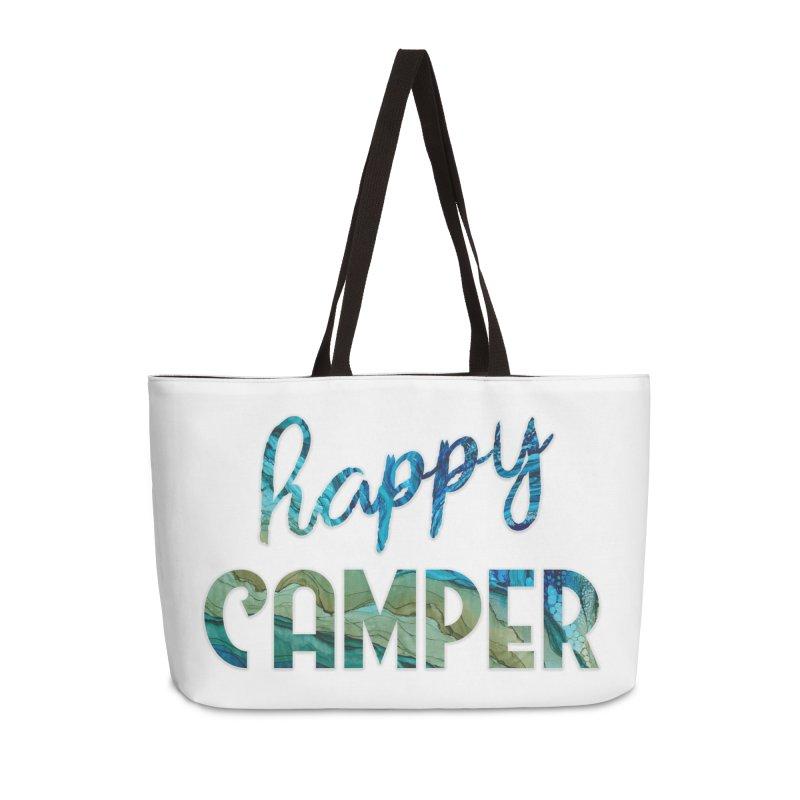Happy Camper Accessories Weekender Bag Bag by