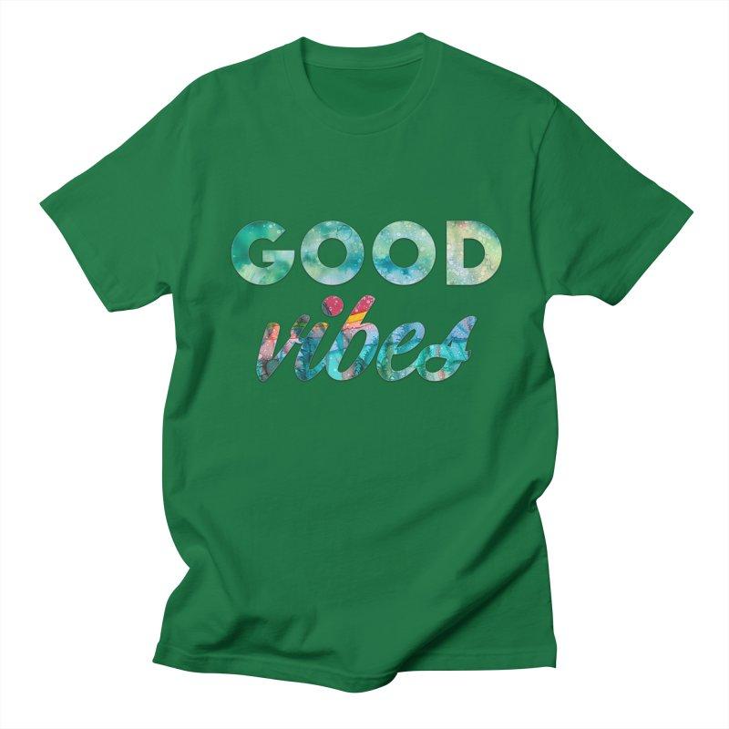 Good Vibes Women's Regular Unisex T-Shirt by