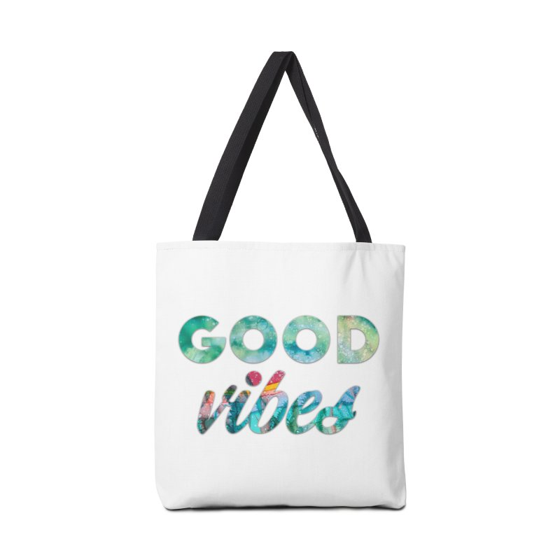 Good Vibes Accessories Tote Bag Bag by