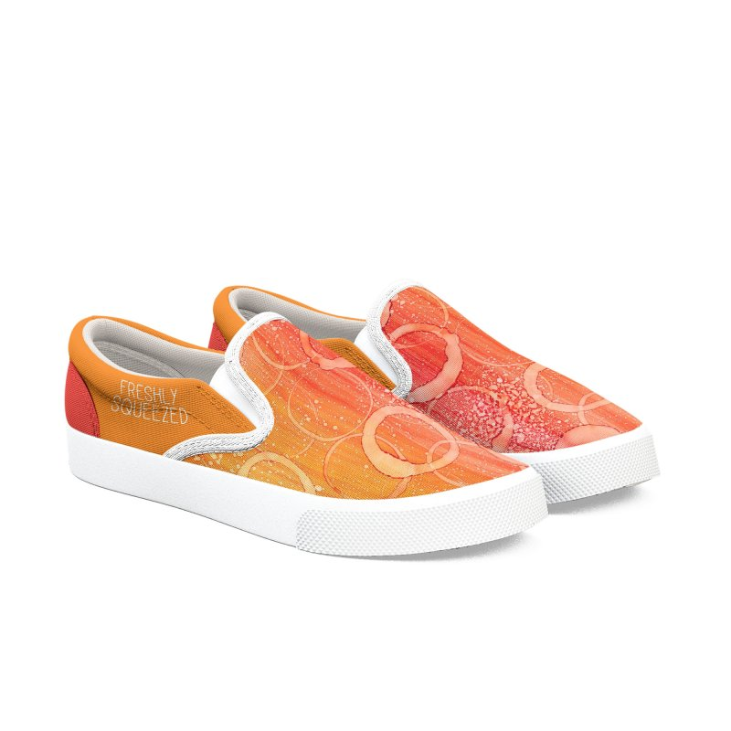 Freshly Squeezed in Women's Slip-On Shoes by