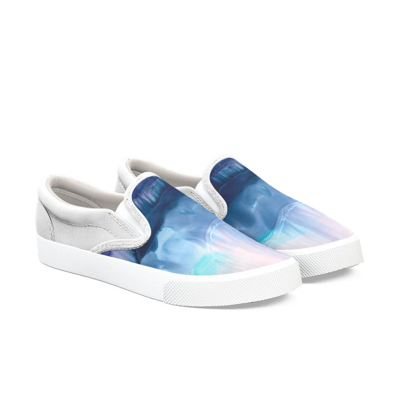 Northern Reflections in Women's Slip-On Shoes by