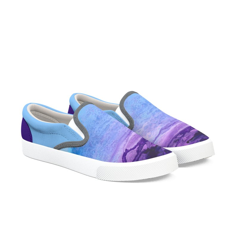 Surfs Up Women's Slip-On Shoes by