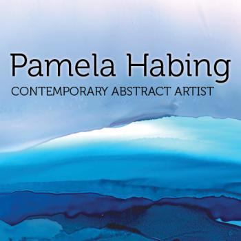 Pamela Habing's Art Logo