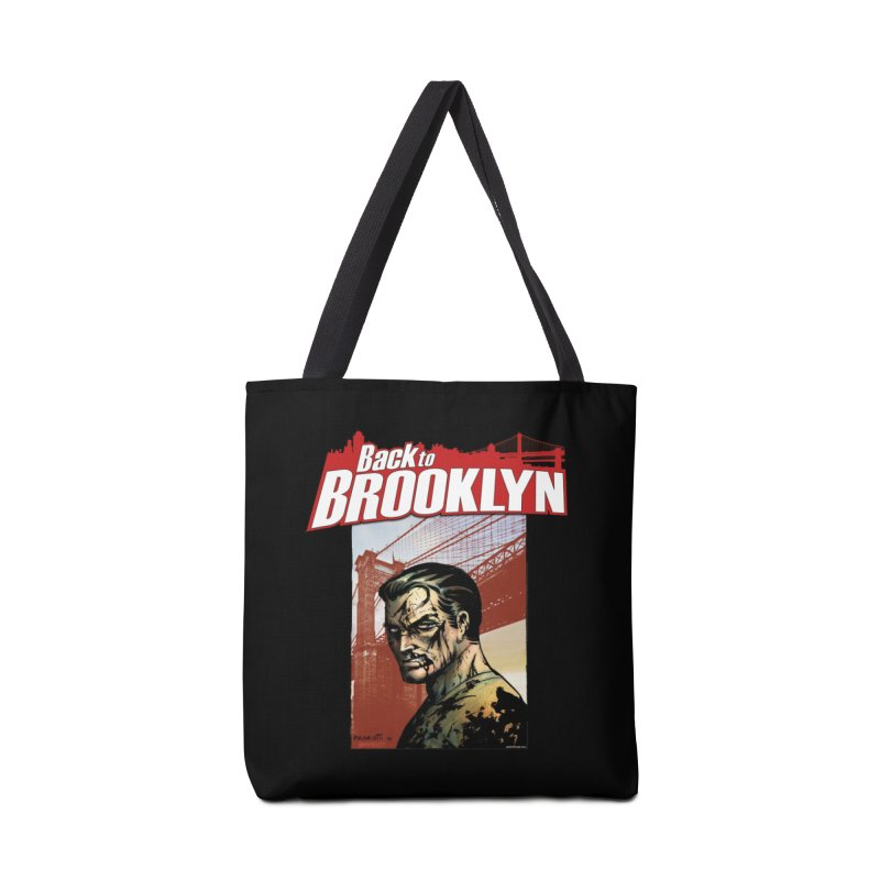 Back to Brooklyn - Jimmy Palmiotti Accessories Bag by Paper Films