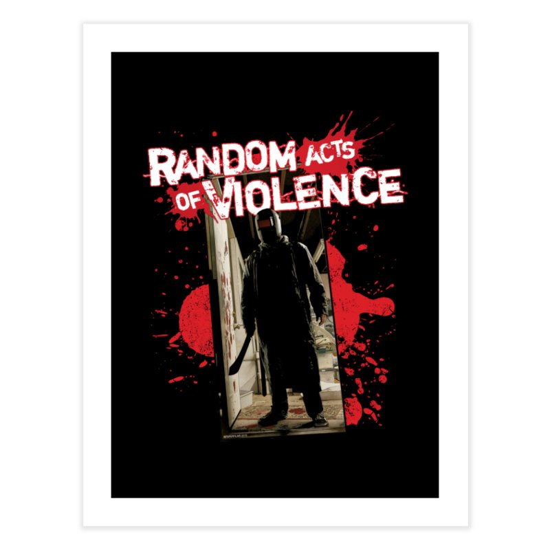 Random Acts of Violence - Tim Bradstreet Home Fine Art Print by Paper Films