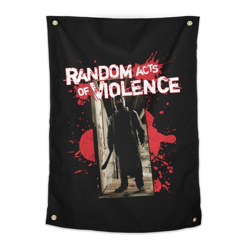 Random Acts of Violence - Tim Bradstreet Home Tapestry by Paper Films