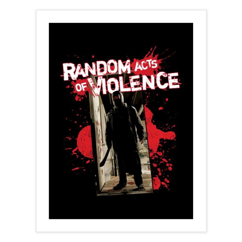 Random Acts of Violence - Tim Bradstreet Home Fine Art Print by Paper Films