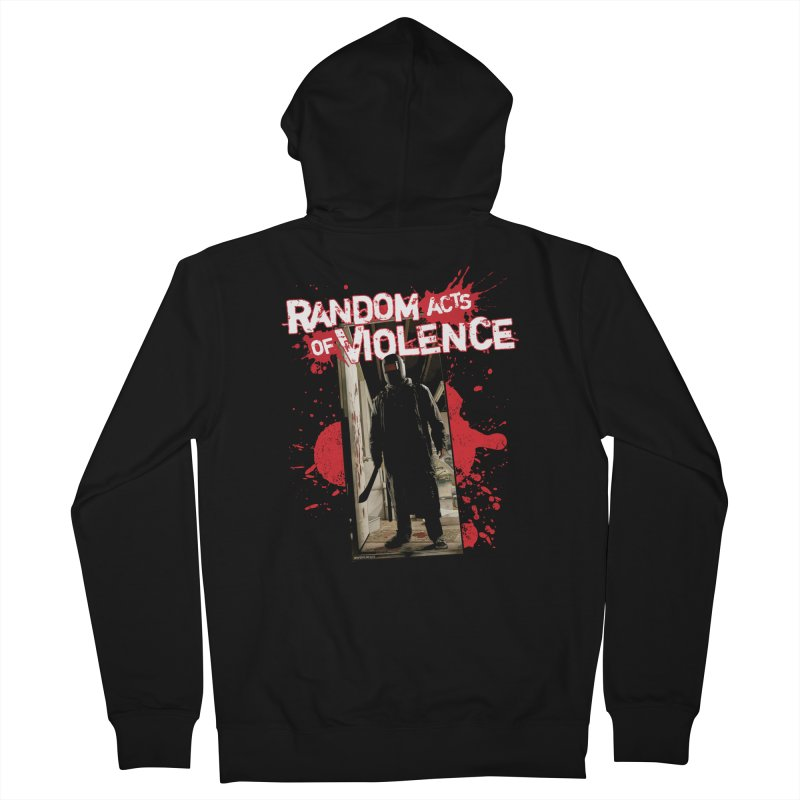 Random Acts of Violence - Tim Bradstreet Men's Zip-Up Hoody by Paper Films