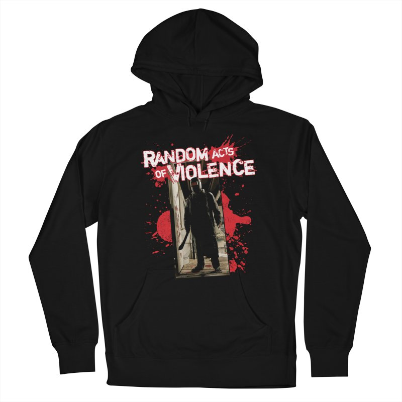 Random Acts of Violence - Tim Bradstreet Women's French Terry Pullover Hoody by Paper Films