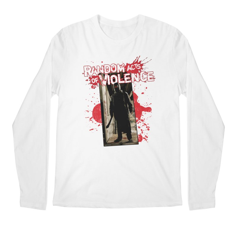 Random Acts of Violence - Tim Bradstreet Men's Regular Longsleeve T-Shirt by PaperFilms's Artist Shop