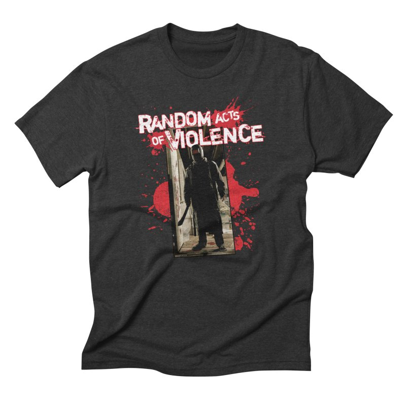 Random Acts of Violence - Tim Bradstreet Men's Triblend T-Shirt by PaperFilms's Artist Shop
