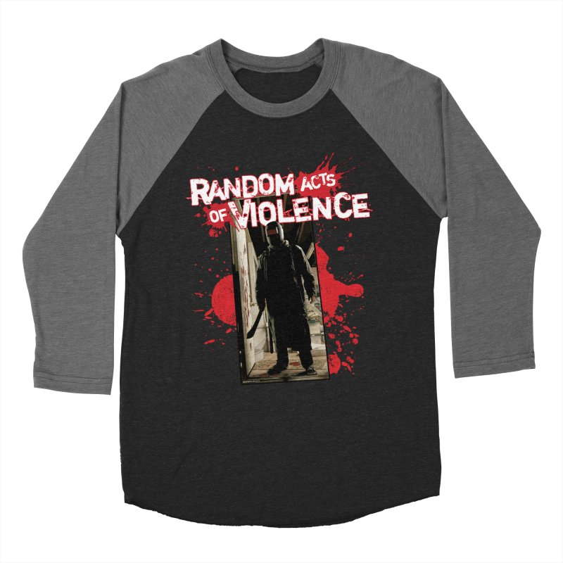 Random Acts of Violence - Tim Bradstreet Men's Baseball Triblend Longsleeve T-Shirt by Paper Films