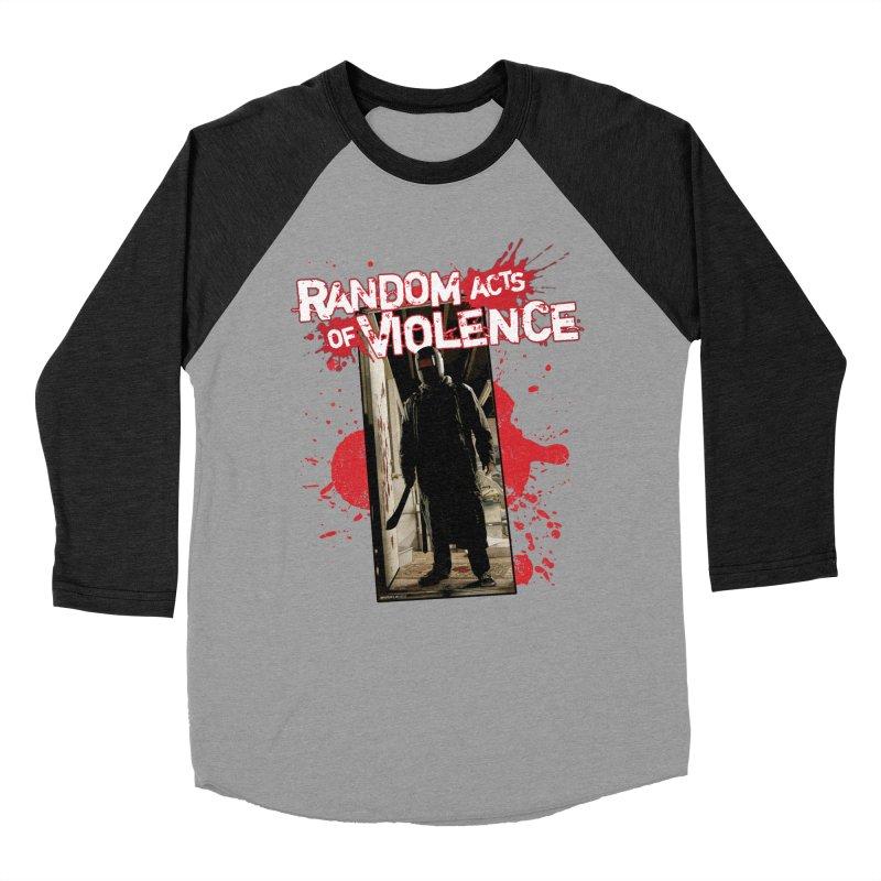 Random Acts of Violence - Tim Bradstreet Men's Baseball Triblend Longsleeve T-Shirt by Paper Films