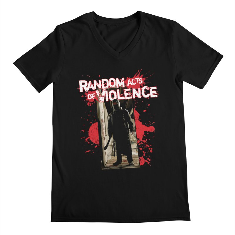 Random Acts of Violence - Tim Bradstreet Men's Regular V-Neck by PaperFilms's Artist Shop