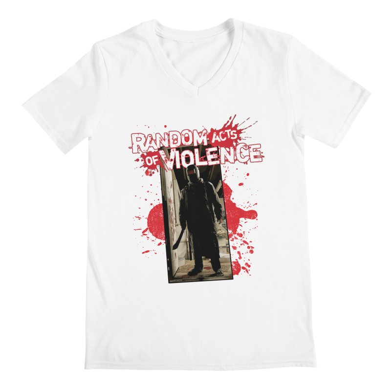 Random Acts of Violence - Tim Bradstreet Men's Regular V-Neck by Paper Films