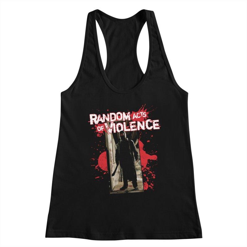 Random Acts of Violence - Tim Bradstreet Women's Tank by Paper Films
