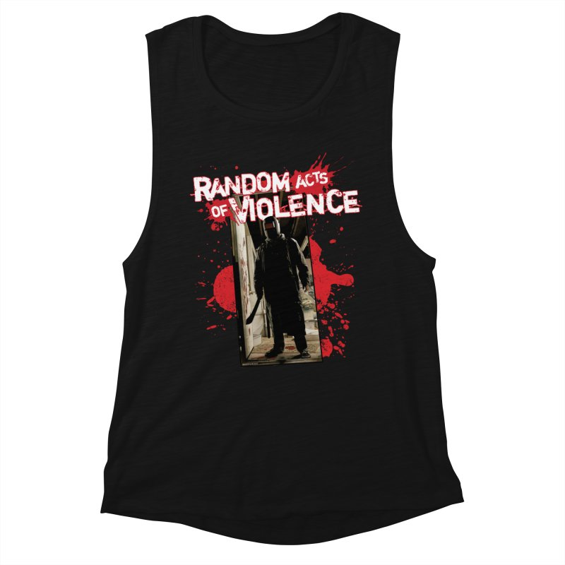 Random Acts of Violence - Tim Bradstreet Women's Muscle Tank by Paper Films