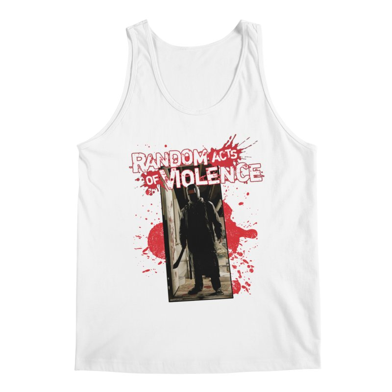 Random Acts of Violence - Tim Bradstreet Men's Tank by Paper Films