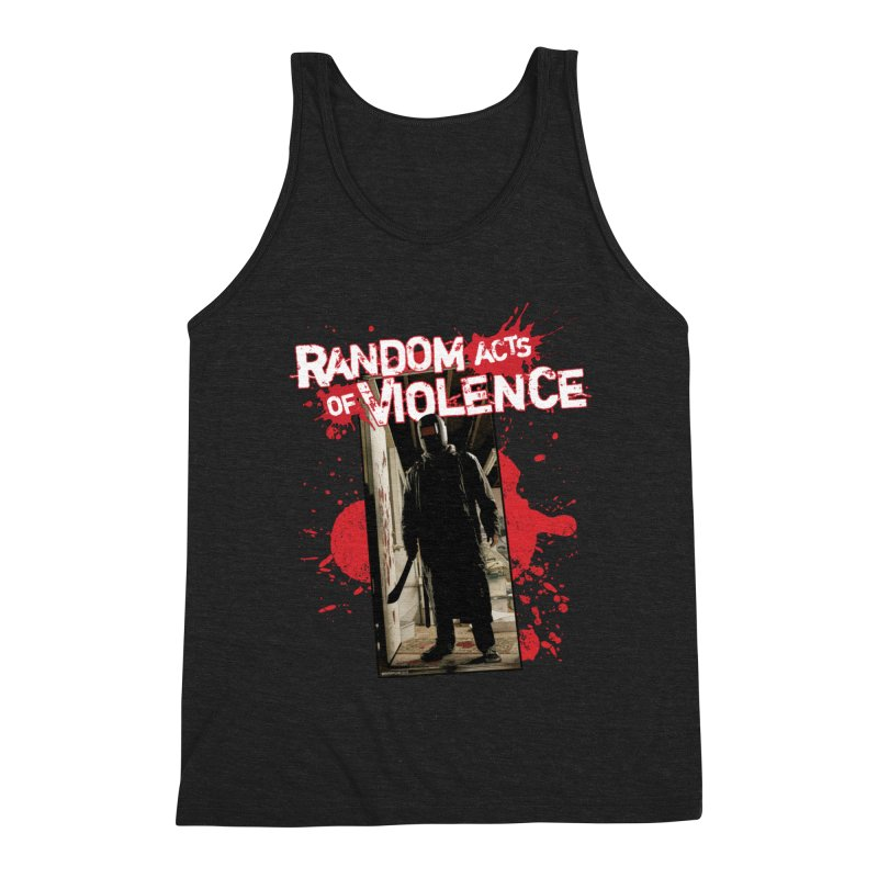 Random Acts of Violence - Tim Bradstreet Men's Triblend Tank by Paper Films