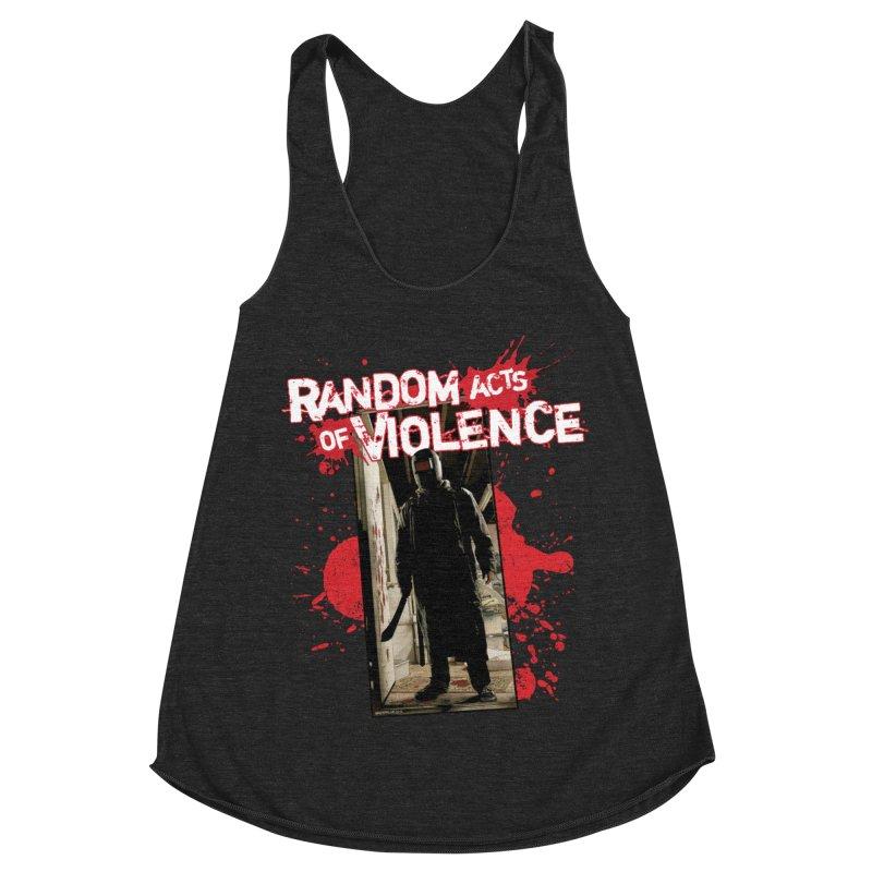 Random Acts of Violence - Tim Bradstreet Women's Racerback Triblend Tank by Paper Films
