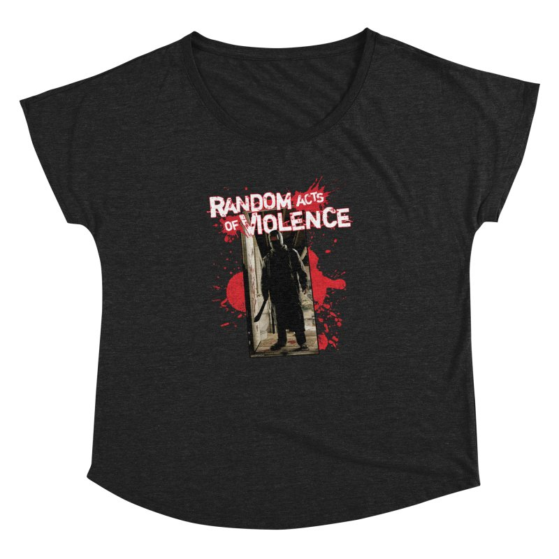 Random Acts of Violence - Tim Bradstreet Women's Dolman Scoop Neck by Paper Films