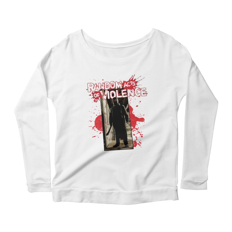 Random Acts of Violence - Tim Bradstreet Women's Scoop Neck Longsleeve T-Shirt by Paper Films