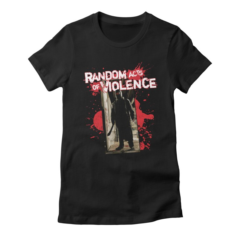 Random Acts of Violence - Tim Bradstreet Women's T-Shirt by Paper Films