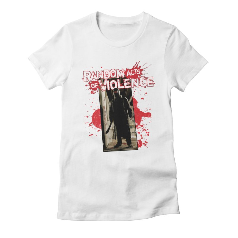 Random Acts of Violence - Tim Bradstreet Women's Fitted T-Shirt by Paper Films