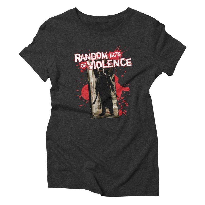 Random Acts of Violence - Tim Bradstreet Women's Triblend T-Shirt by Paper Films