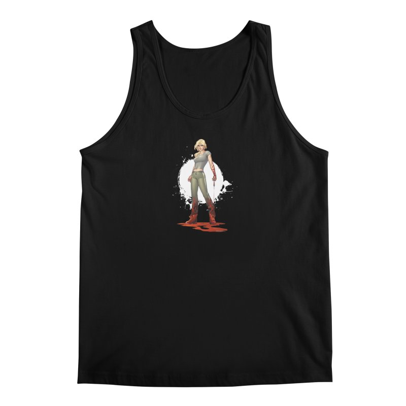 Retrovirus - Amanda Conner Men's Tank by Paper Films