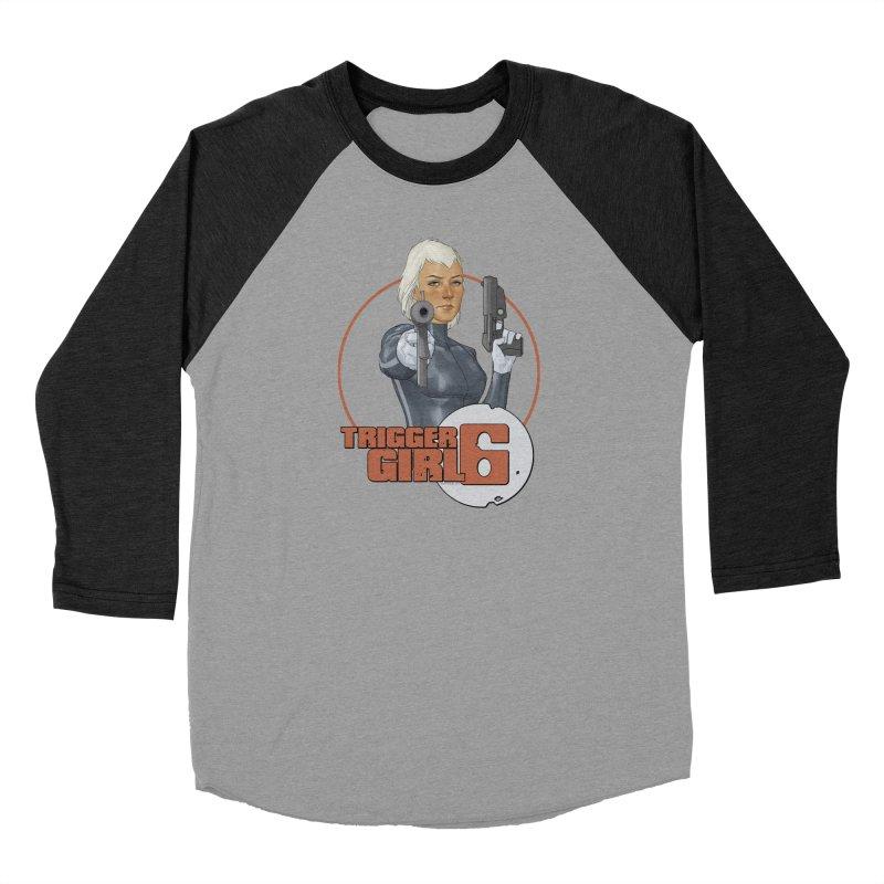 Triggergirl 6 - Phil Noto Men's Longsleeve T-Shirt by Paper Films