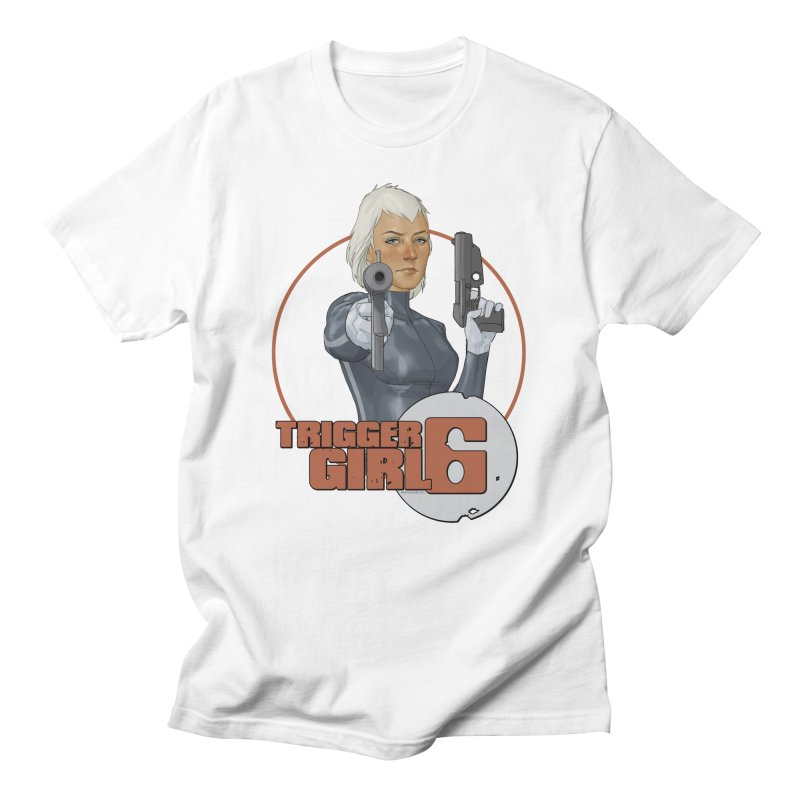 Triggergirl 6 - Phil Noto Men's T-Shirt by Paper Films