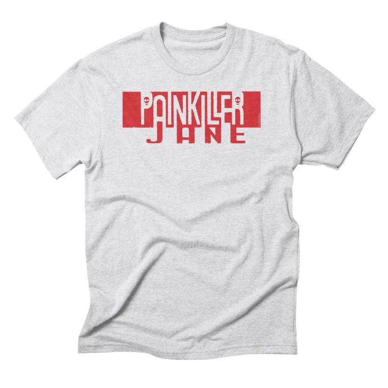 Painkiller Jane - Amanda Conner  (Red Logo) Men's T-Shirt by Paper Films