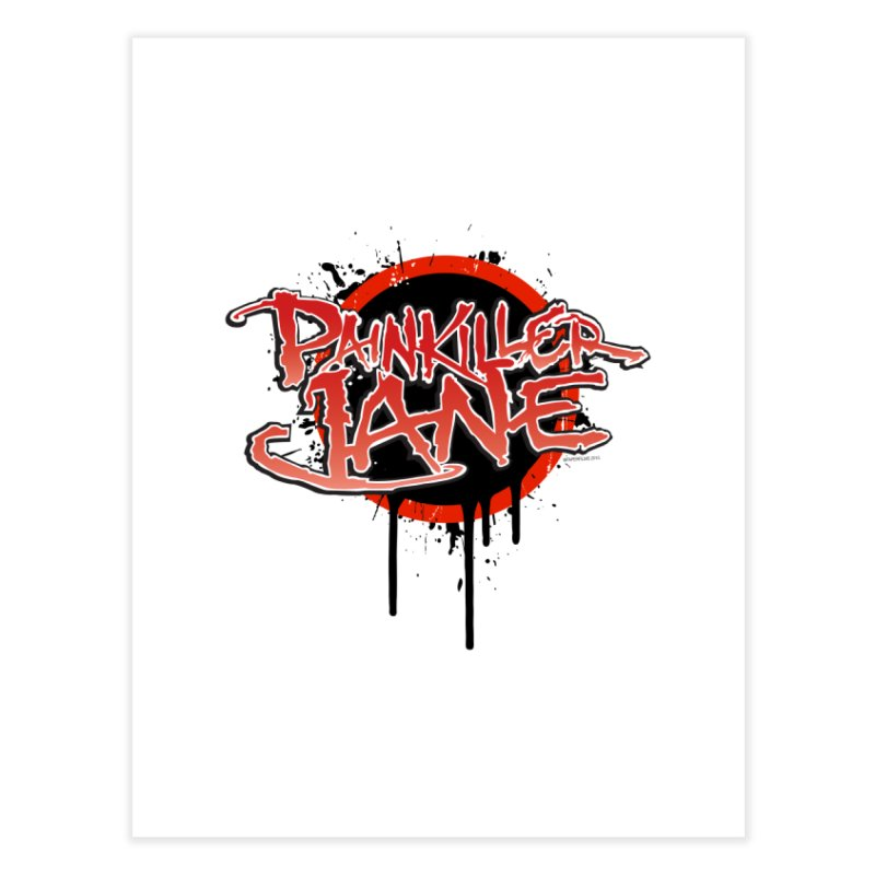 Painkiller Jane - Amanda Conner & Dave Johnson Home Fine Art Print by PaperFilms's Artist Shop