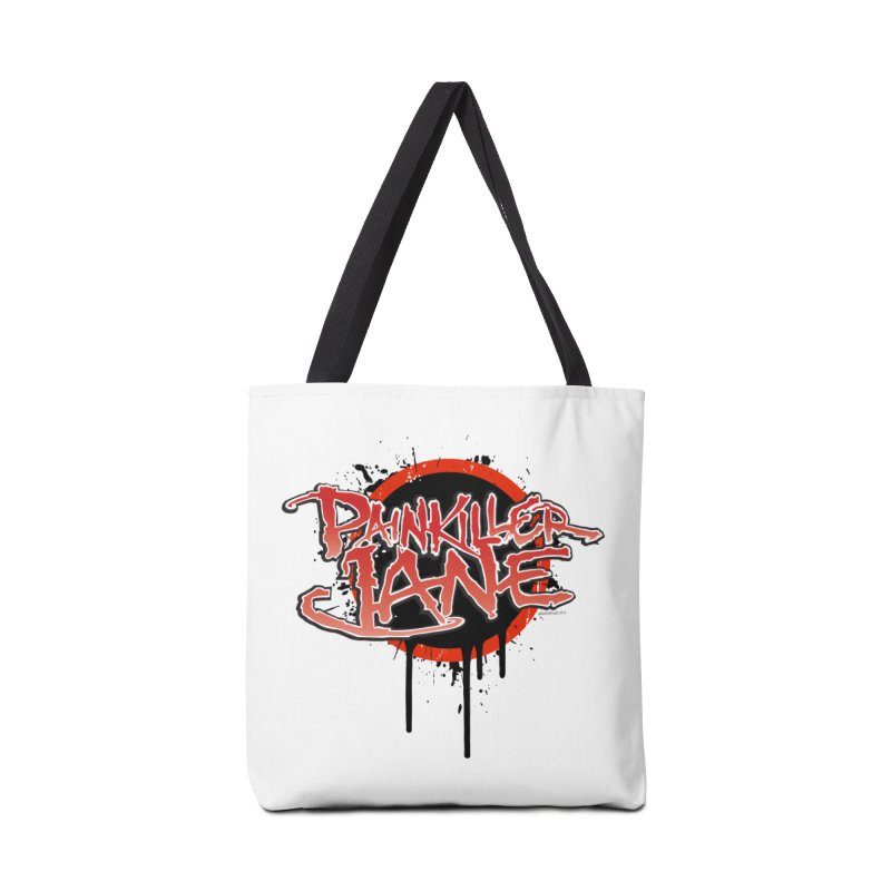Painkiller Jane - Amanda Conner & Dave Johnson Accessories Tote Bag Bag by Paper Films