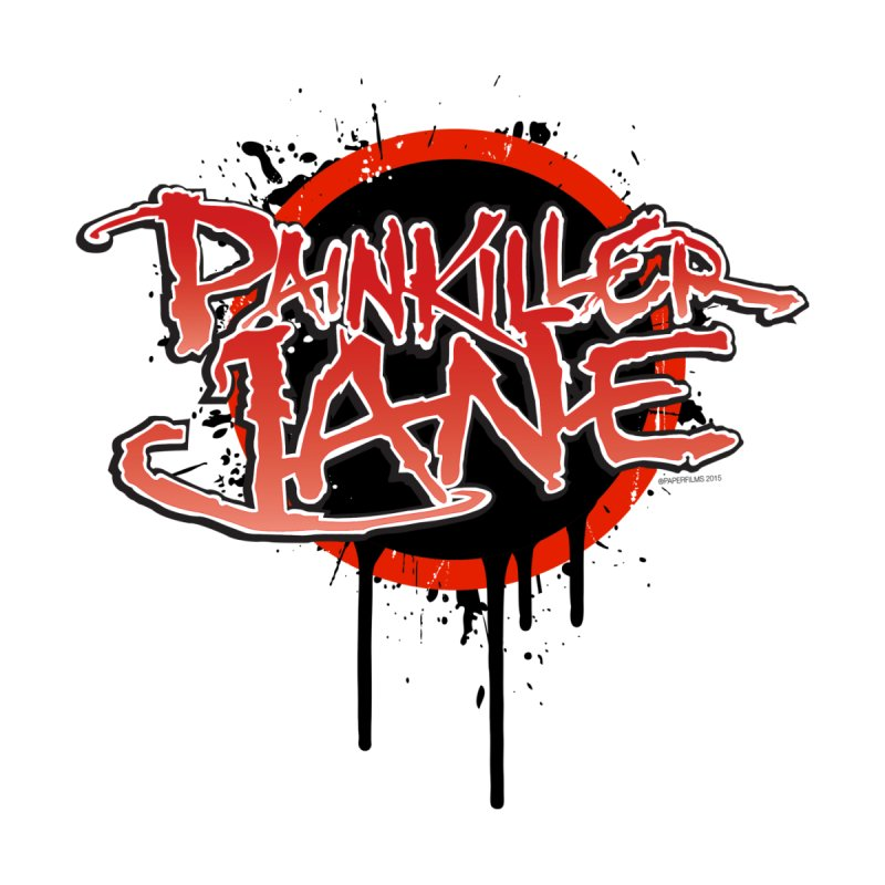 Painkiller Jane - Amanda Conner & Dave Johnson Men's V-Neck by PaperFilms's Artist Shop