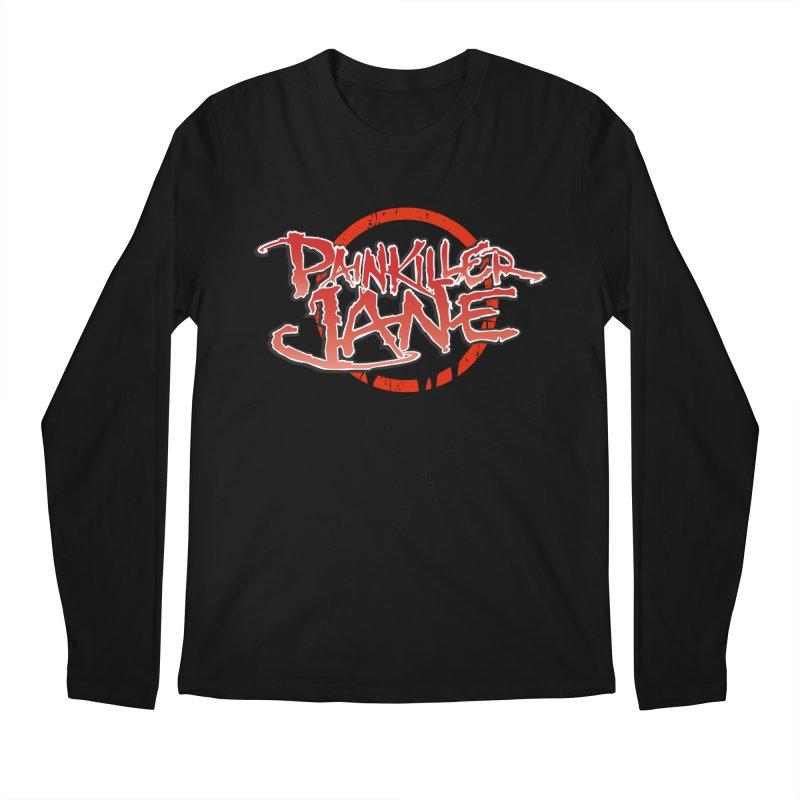 Painkiller Jane - Amanda Conner & Dave Johnson Men's Longsleeve T-Shirt by PaperFilms's Artist Shop