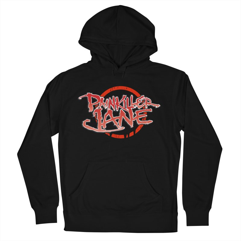 Painkiller Jane - Amanda Conner & Dave Johnson Women's French Terry Pullover Hoody by Paper Films