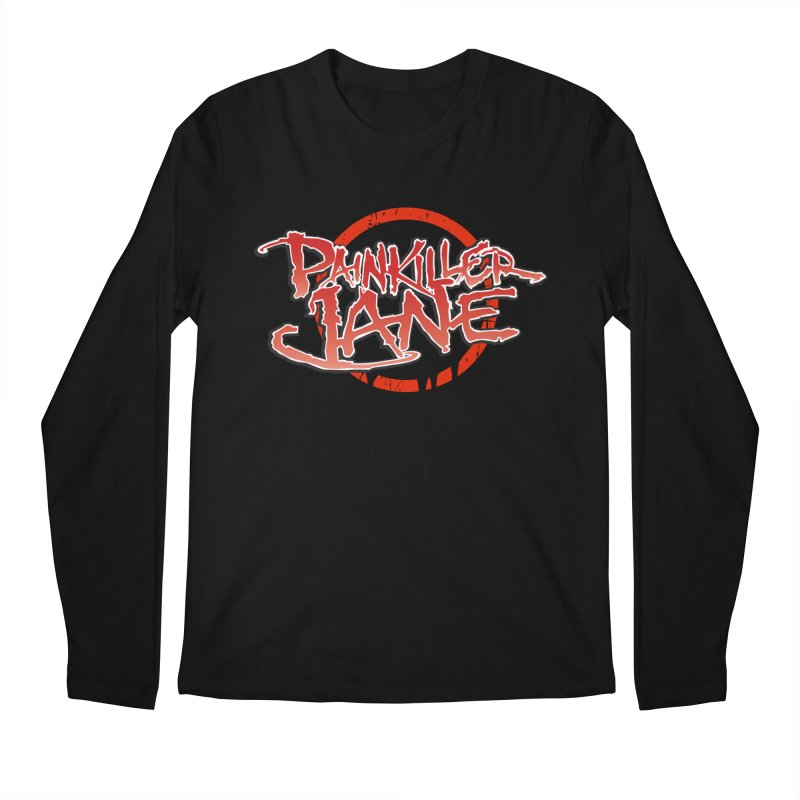 Painkiller Jane - Amanda Conner & Dave Johnson Men's Regular Longsleeve T-Shirt by PaperFilms's Artist Shop