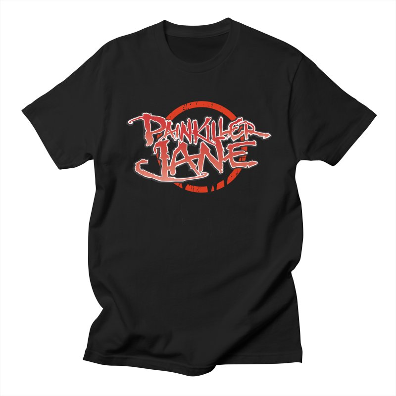 Painkiller Jane - Amanda Conner & Dave Johnson Men's T-Shirt by PaperFilms's Artist Shop